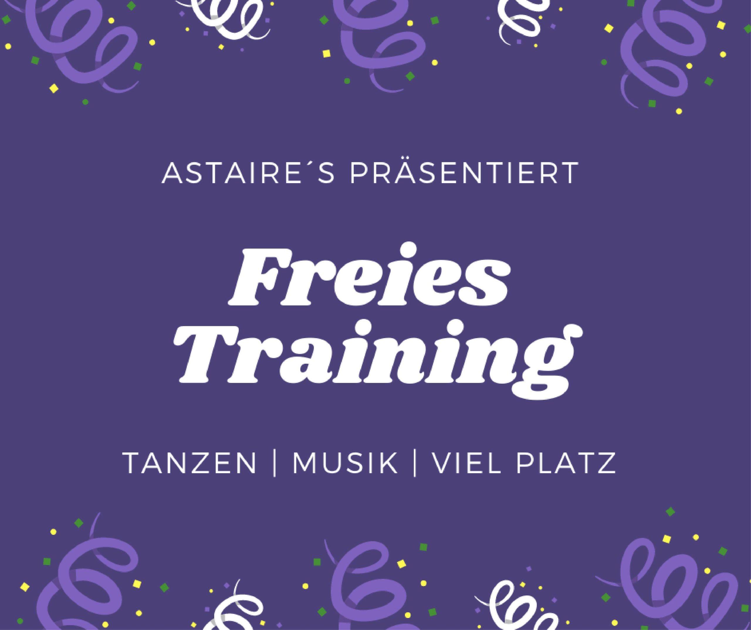 Freies Training So, 09.05.2021
