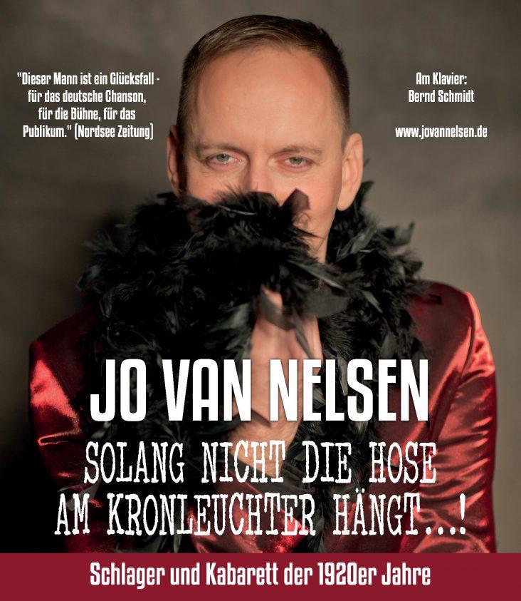 06.11.2021 – 20.00 Uhr – Jo van Nelsen